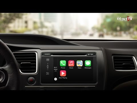 Apple CarPlay : l'iPhone au centre de la voiture connectée