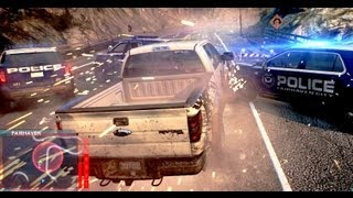 My Little Tank Most Wanted 2012 Police Chase  Gameplay 1080p
