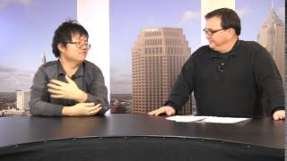 Jeopardy! Champion Arthur Chu talks about the Tournament of Champions