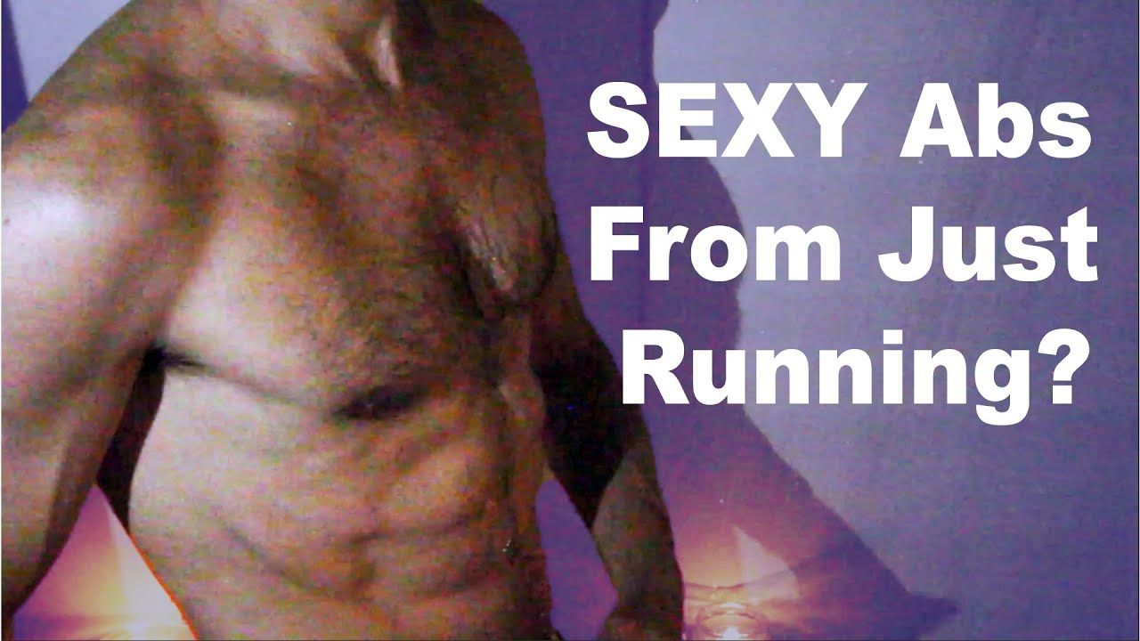 Running and Six Pack Abs? Sage Canaday VLOG Update and a Strength Training Tip