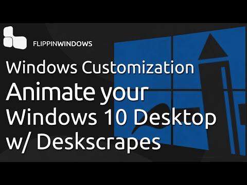 Add Dreamscenes for Windows 10