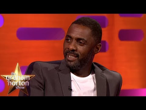 Idris Elba Hasn't Always Had A Good American Accent | The Graham Norton Show