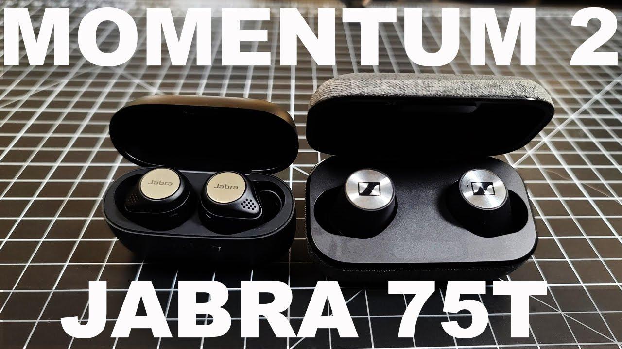 ゼンハイザー momentum true wireless2