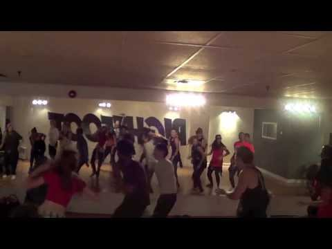 DEUCEnDIP Dance Crew | Workshop | J. Cole - She Knows | Toronto