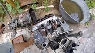 ремонт двигателя заз 968 м 1