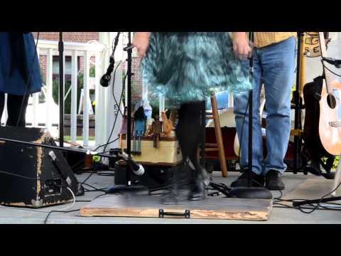 Atwater Donnelly Trio - Aubrey Atwater stepdances