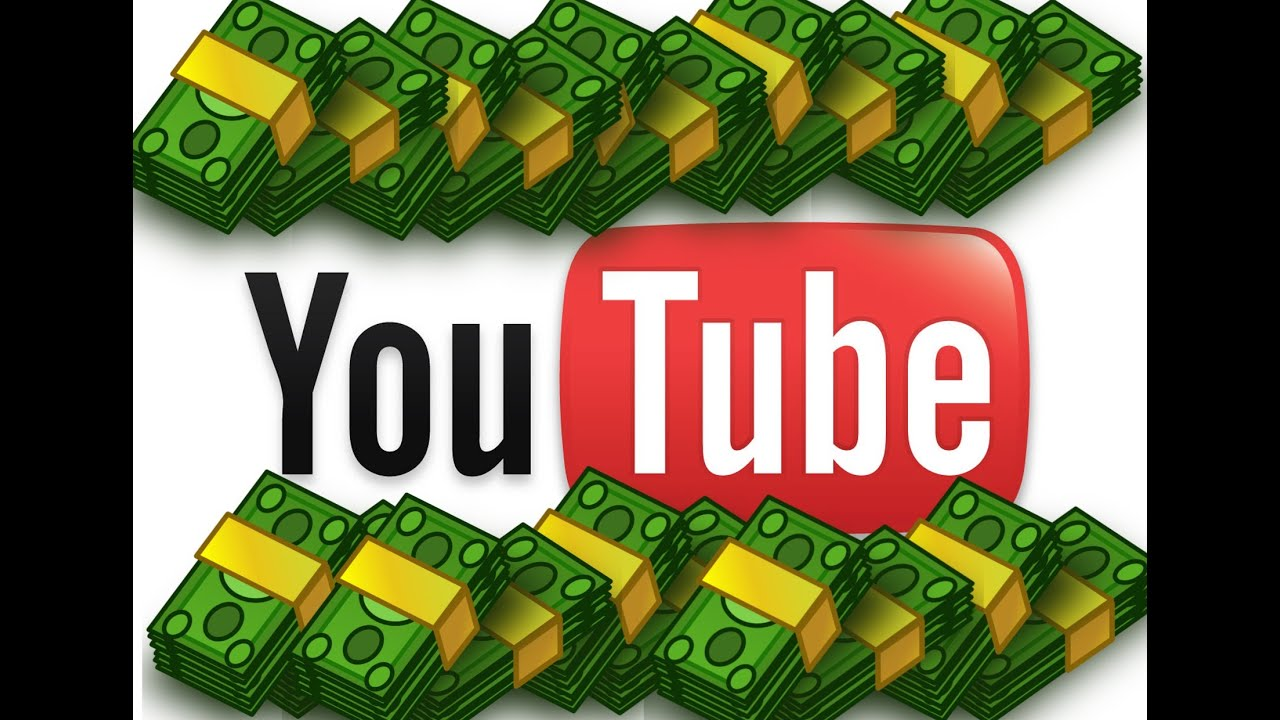 Image result for How to become rich from YouTube