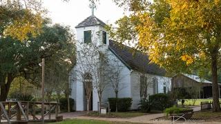 Lafayette, LA Wedding - Acadian Village - Brooke & David Slideshow