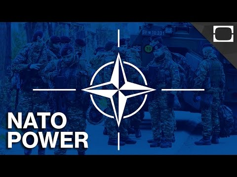 How Powerful Is NATO?