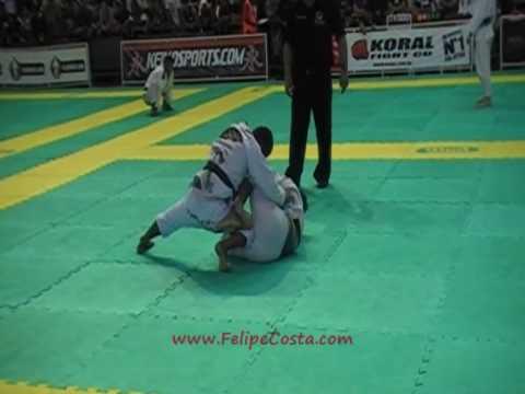 Ivaniel Oliveira x Felipe Costa  BJJ HL