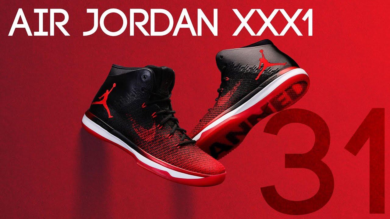 jordan 31 shoes