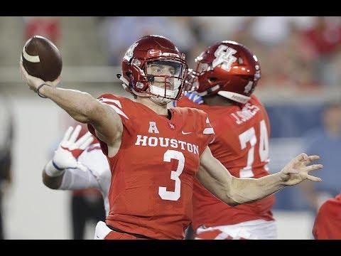 Football Highlights - Houston 35, SMU 22