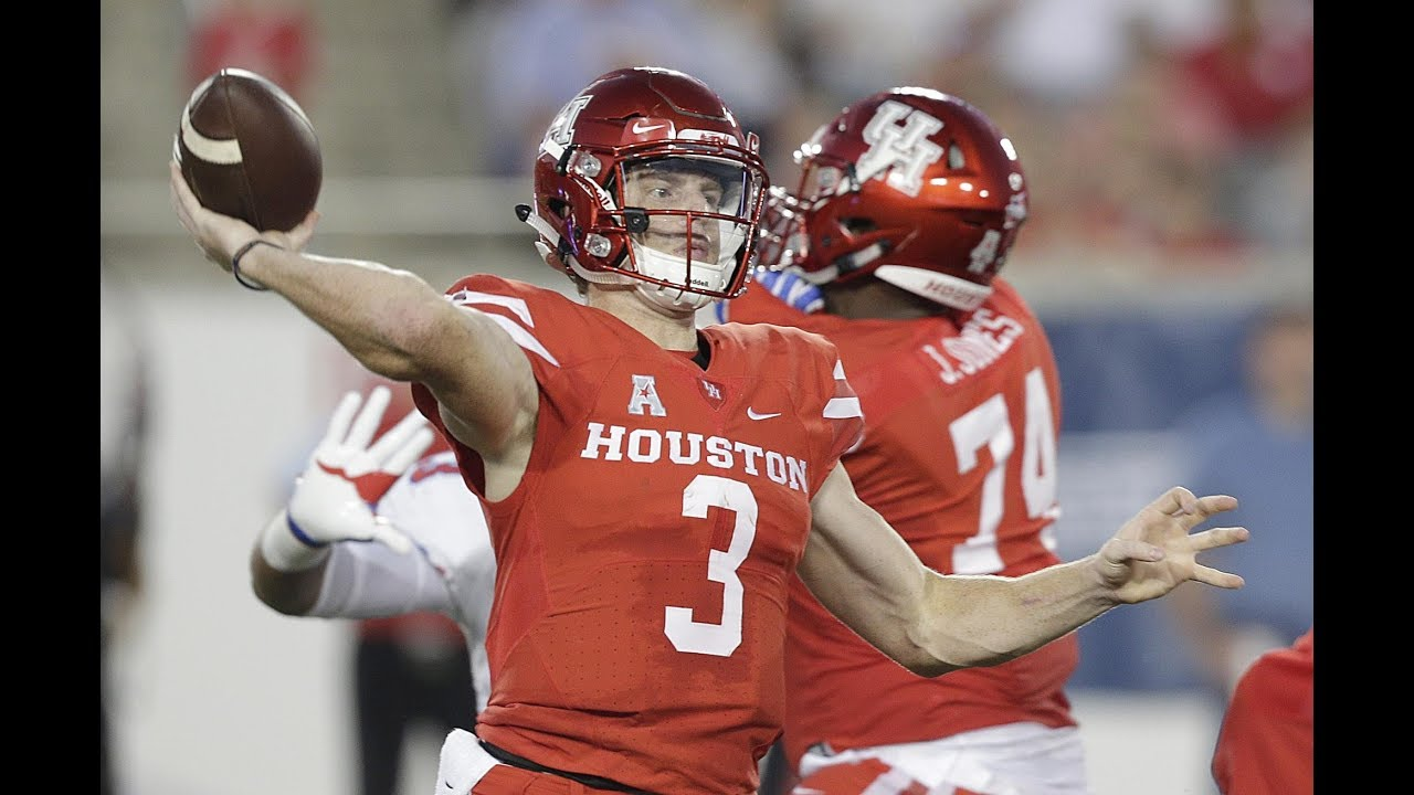 Football Highlights - Houston 35, SMU 22