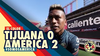 Color Tijuana 0-2 América | Jornada 9 GUARD1ANES 2021