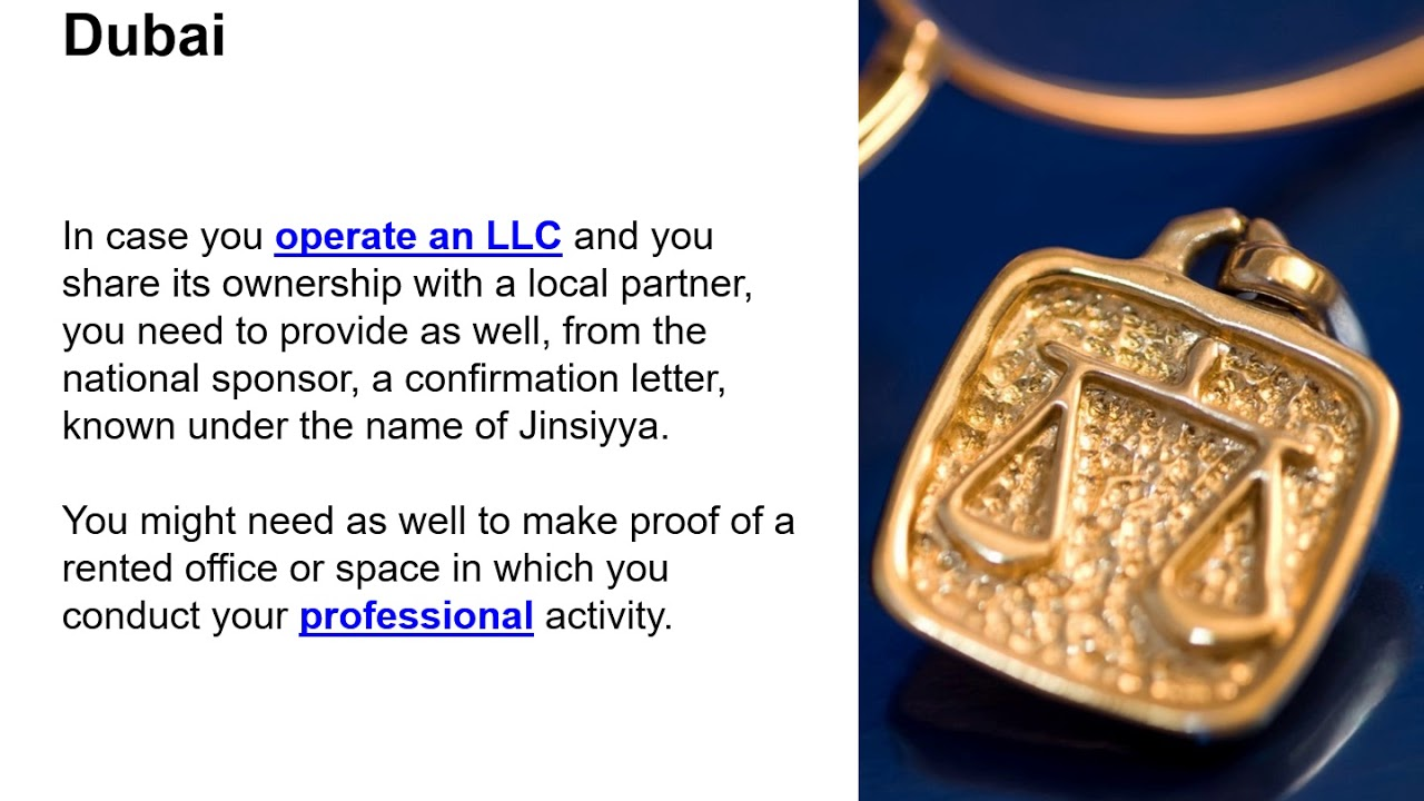 How to Obtain a Professional License in Dubai