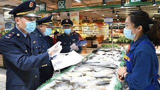 Live: China's latest measures on food safety during COVID-19 pandemic