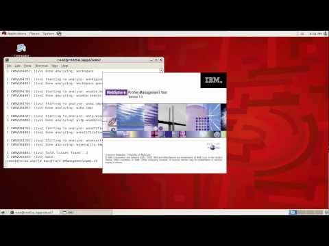 WAS7 Part 1 - Installing WebSphere Application Server 7 On RedHat Enterprise Linux 5