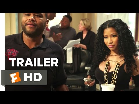 Barbershop: The Next Cut Official Trailer #1 (2016) - Ice Cube, Nicki Minaj Comedy HD