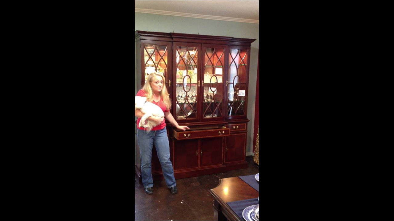 Pennsylvania House China Cabinet | New Item 01-16-2013 | Home at ...
