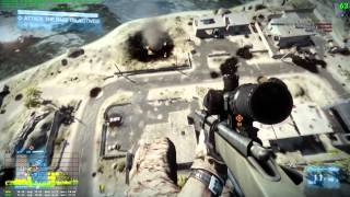 Battlefield 3 Focus Fire