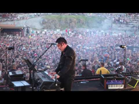 NIN: The Becoming live at Sasquatch Festival 5.24.09 [HD]