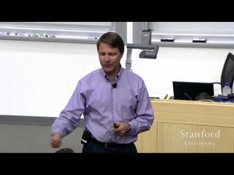 Stanford University Lecture on Portfolio Management