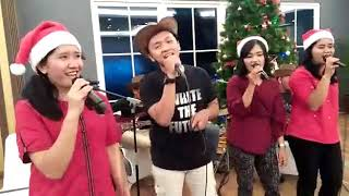 "Lagu natal bagus ""White chrismast ""versi country"" (estomihi)"