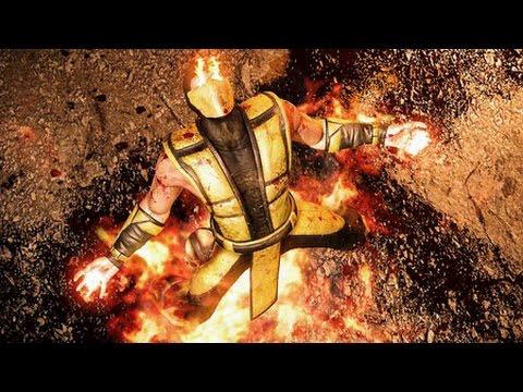 Mortal Kombat X   All Klassic Ninja Costumes / Skins