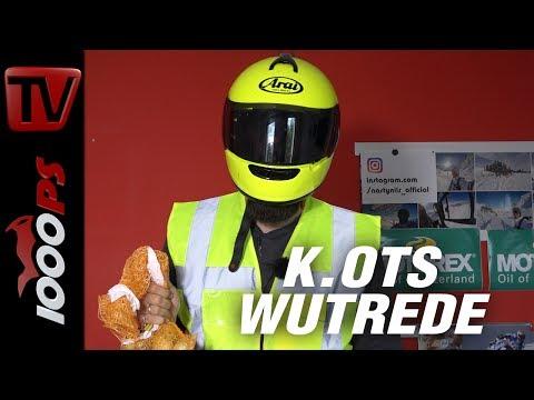 K.OTs Wutrede - Die Reifen sind schuld!