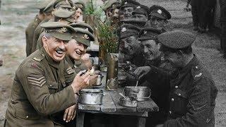 Cómo Peter Jackson le puso sonido y color a filmaciones de la Primera Guerra Mundial