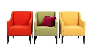 Яркие кресла
