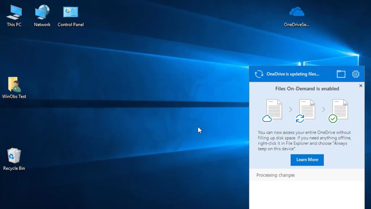 What You Need to Know About OneDrive Files On-Demand - buckleyPLANET