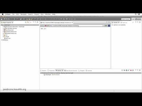 REST Web Services 12 - Understanding the...