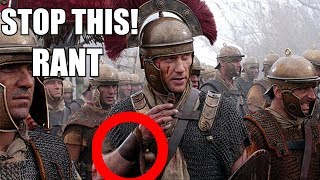 No MORE Roman Wrist Leather Bracelets! RANT!