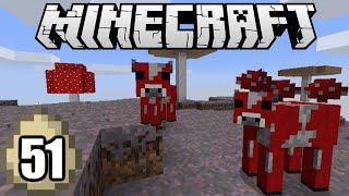 Minecraft Survival Indonesia - Pulau Sapi Berjamur! (51)