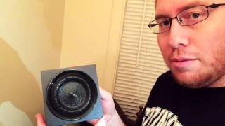 UNBOXING / Review of  BlackWeb Gunner PC Speaker Active 2.1