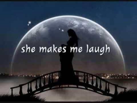 SHE MAKES ME FEEL - (Lyrics)
