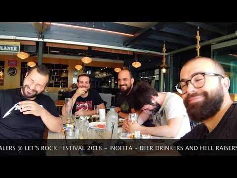 Dead South Dealers teaser for Let's Rock festival 2018