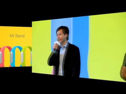 Xiaomi CEO Lei Jun's Rare English Speech on Mi4i Launching at New Delhi (雷军在印度)
