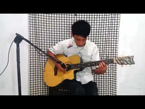 Gerimis mengundang Acoustic cover By Hendar