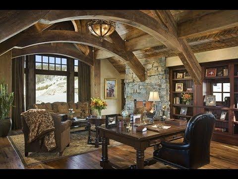 Rustic Country Style Decor - Interior Design Ideas - Дизайн интерьера   стиль Кантри и Рустик
