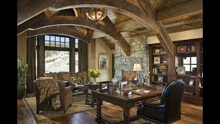 Rustic Country Style Decor - Interior Design Ideas - Дизайн интерьера   стиль Кантри и Рустик
