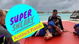 "Super Slick Armlock Finish from the ""Jiu-Jitsu Hotel!"""