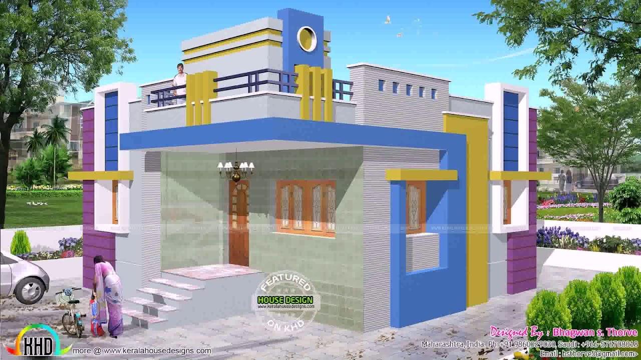 Indian Village House Front Design You