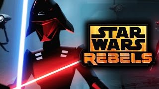 Star Wars Rebels Season 2 Trailer: The Seventh Sister Unmasked!