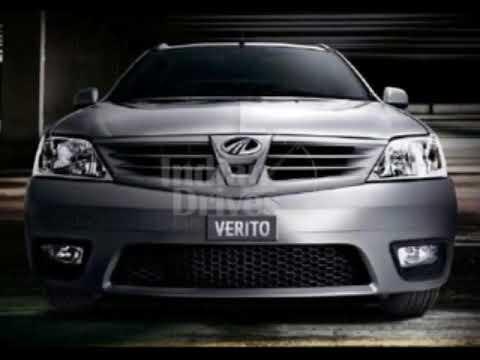 2012 New Mahindra Verito Video