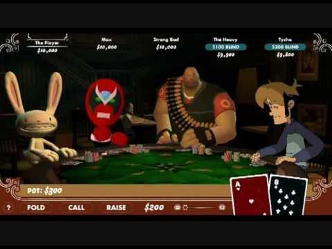 Idle Sayings In Poker Night Youtube