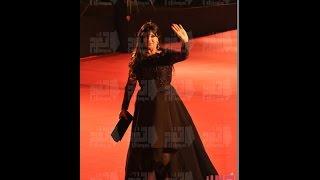 ماذا قالت فيفي عبده في وداع مهرجان القاهرة السينمائي؟ (اتفرج)