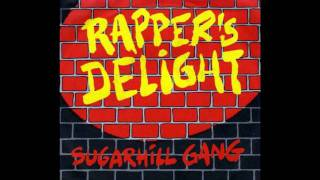The Sugar Hill Gang - Rapper