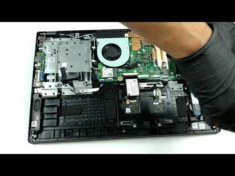 ️ Acer Aspire 5 (A515-56G) - disassembly and upgrade options